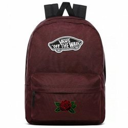 VANS Realm Port Royale Backpack Custom Rose - VN0A3UI64QU1