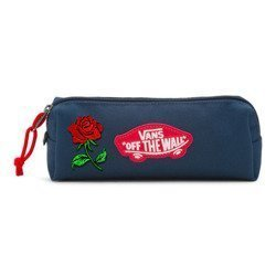 Vans OTW Pencil Pouch - VN0A3HMQJCG - Custom Red Rose
