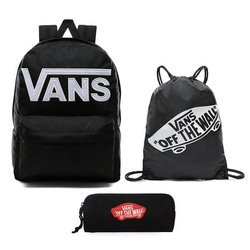 Vans Old Skool III Backpack - VN0A3I6RY28 + Benched Bag + Pencil Pouch