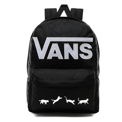 Vans Old Skool III Backpack - VN0A3I6RY28 - Custom Cats