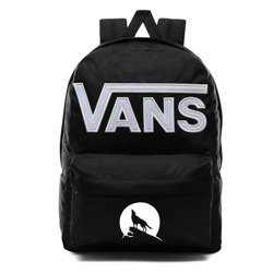 Vans Old Skool III Backpack - VN0A3I6RY28 - Custom Wolf