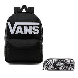 Vans Old Skool III Backpack - VN0A3I6RY28 OTW Pencil Pouch - VN0A3HMQY28