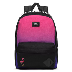 Vans Old Skool III Heliotrope-Black Backpack - VN0A3I6RYML - Custom Flamingo