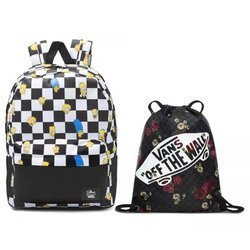 Vans Old Skool III The Simpsons Flmy Chc Backpack + Benched Bag