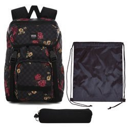 Vans Ranger Botanical Check Backpack - VN0A3NG2UWX