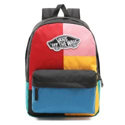 Vans Realm Backpack Patchwork - VN0A3UI6UUW e7bdbd689de