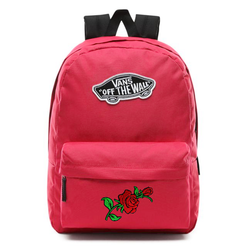 Vans Realm Backpack - VN0A3UI6SQ2 - Custom Roses
