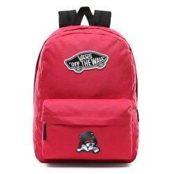 Vans Realm Backpack - VN0A3UI6SQ2 - Custom Sweet Kitty
