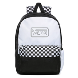 Vans Realm Beauty Floral Black Backpack - VN0A3UI6ZX3