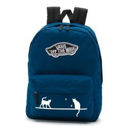 Vans Realm Gibraltar Sea Backpack - VN0A3UI6TTA - Custom Cats