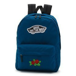 Vans Realm Gibraltar Sea Backpack - VN0A3UI6TTA - Custom Roses