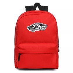 Vans Realm Goji Berry Backpack - VN0A3UI6YBK