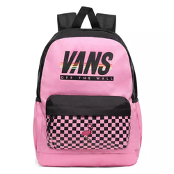 Vans Sporty Realm Plus Backpack - VN0A3PBIV5C - Custom Flamingo
