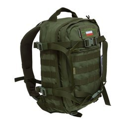 Wisport Sparrow 20 II Olive Green Backpack