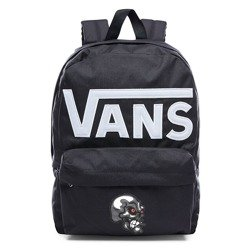 VANS Old Skool II Backpack Custom Skull - VN000ONIY28-813