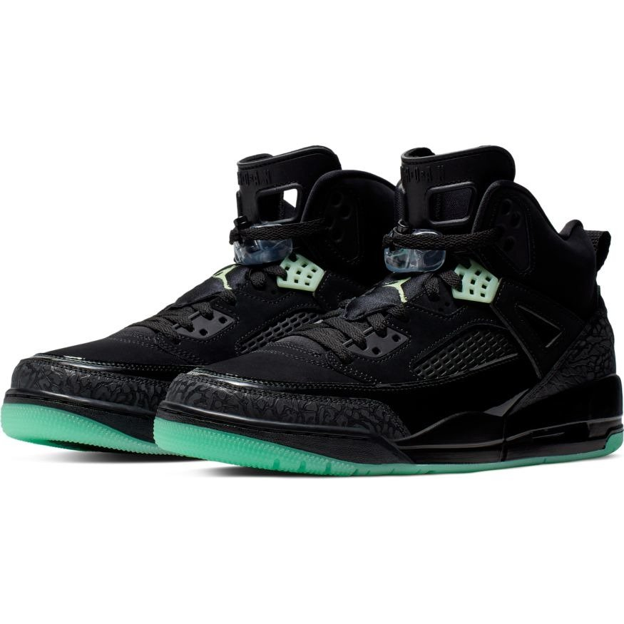Air Jordan Spizike Green Glow - 315371