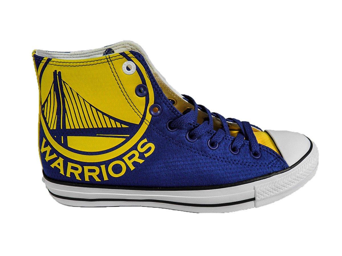 19e25491a2fd Converse Chuck Taylor All Star High NBA Golden State Warriors Shoes -  159416C