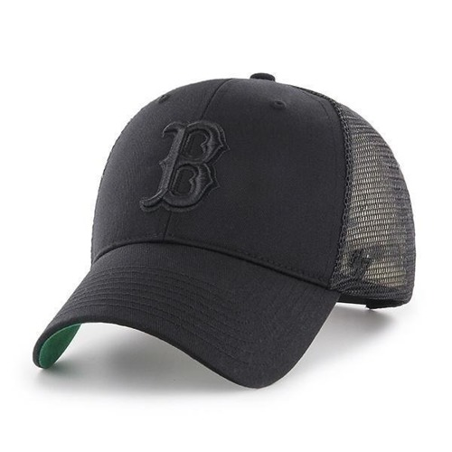 47 Brand MLB Boston Red Sox Branson Trucker - B-BRANS02CTP-BK