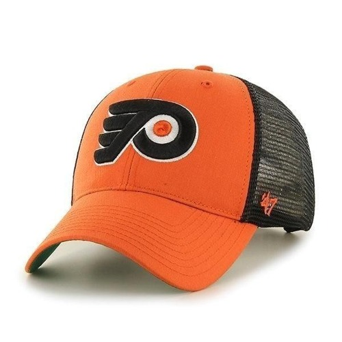 47 Brand NHL Philadelphia Flyers Trucker - H-BRANS14CTP-OR