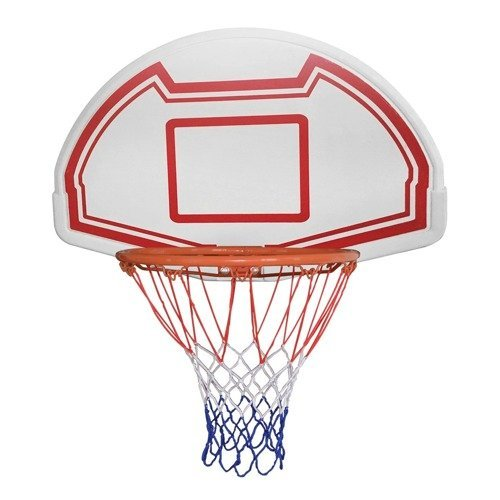 Basketball Backboard MASTER 90 x 60 cm + Spalding TF-50 Basketball