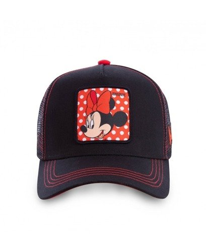 Capslab Disney Minnie Trucker Cap - CL/DIS/2/MIN1