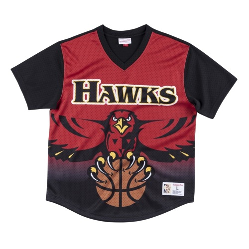 Mitchell & Ness NBA Atlanta Hawks Game Winning Shot T-Shirt