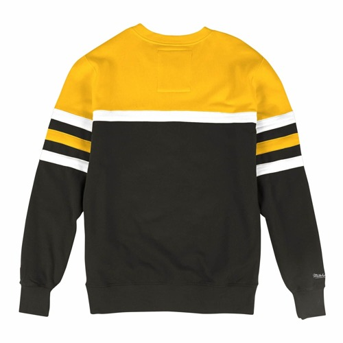 Mitchell & Ness NBA Los Angeles Lakers Head Coach Crewneck