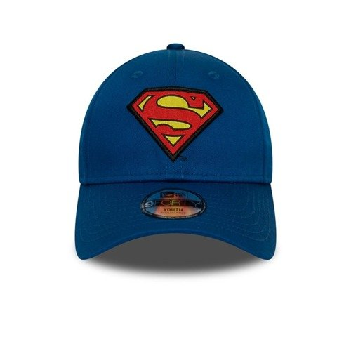 New Era 9FORTY Superman Kids Snapback- 12134940