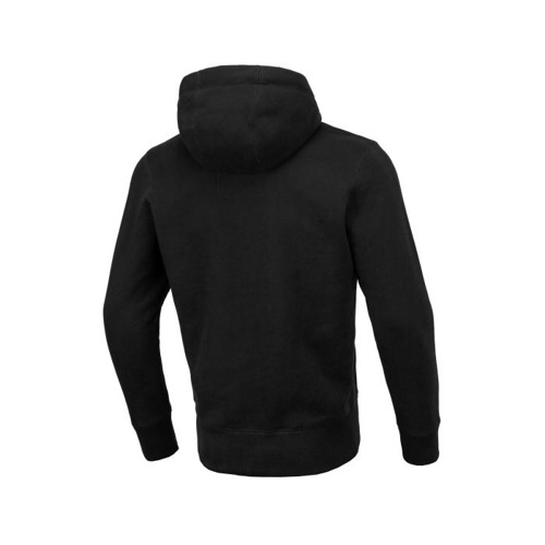 Pit Bull West Coast Hoodie  One Tone Boxing Black - 129407900