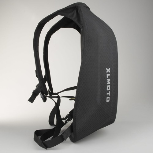 Slipstream motorcycle Backpack, Water-resistant Custom Wolf