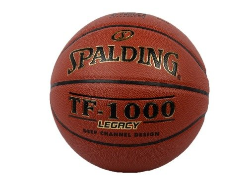 Spartan Portable Basketball Stand - 1158 + Spalding TF-1000 + pump