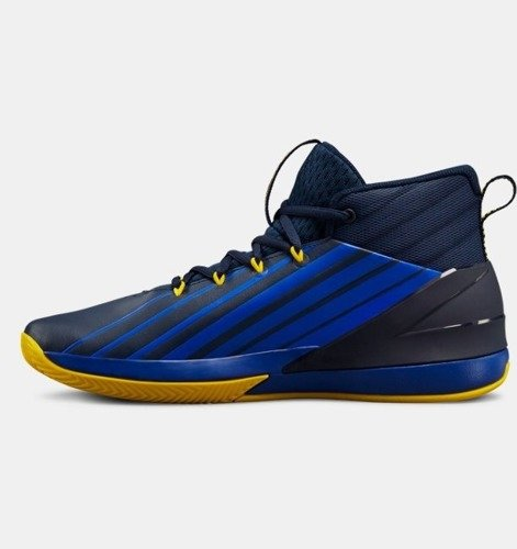 Under Armour Lockdown 3 Basketball shoes - 3020622-400