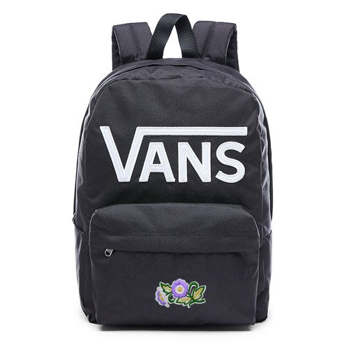 VANS - New Skool Backp Backpack Custom Flowers - VN0002TLY28 000