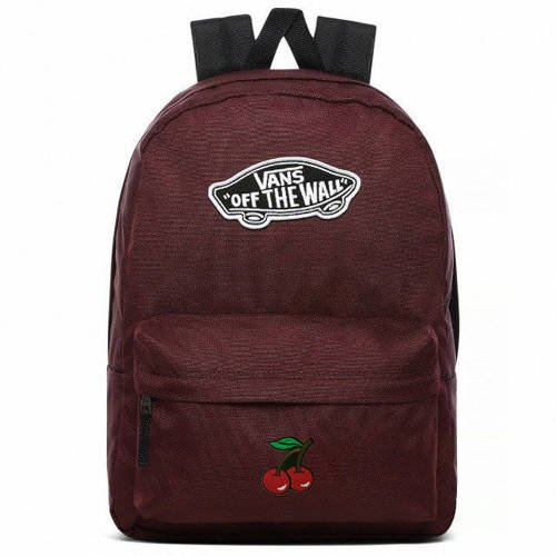 VANS Realm Port Royale Backpack Custom Cherry - VN0A3UI64QU1