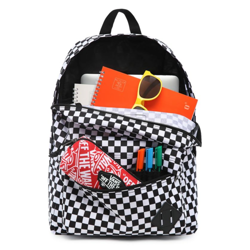 Vans Old Skool III Backpack - VN0A3I6RHU0 - Custom Spiderman