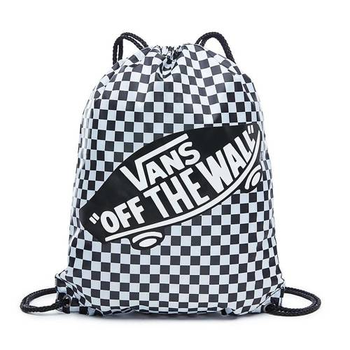 Vans Realm Word Check Backpack - VN0A3UI7ZM0 + Benched Bag