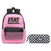 Vans Sporty Realm Plus Backpack - VN0A3PBIV5C + Benched Bag + Pencil Pouch