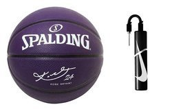 Spalding Kobe Bryant 24 Ball + Nike Essential Dual Action Ball Pump