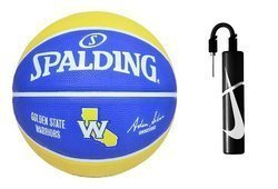 Spalding NBA Team Golden State Warriors  + pump Nike Essential