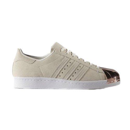 Adidas Superstar 80s Metal Toe W Schuhe 8,5 ftwr white