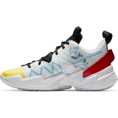 Air Jordan Why Not Zer0.3 SE Russell Westbrook Flash Shoes - CK6611-100