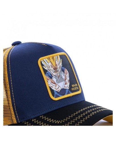 Capslab Dragon Ball Z Majin Vegeta Trucker Cap - CL/DBZ2/1/MV1