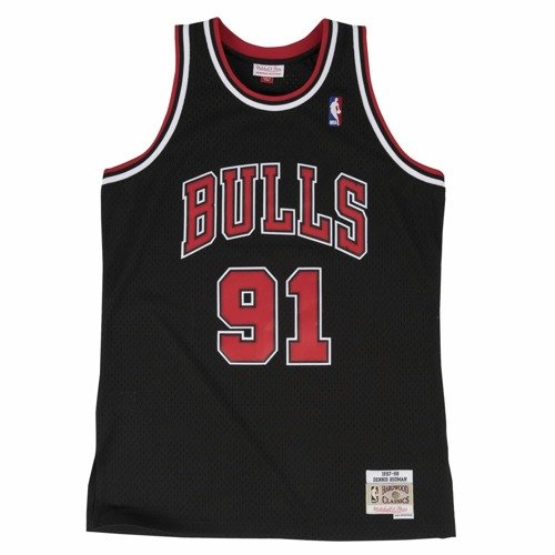 Mitchell & Ness NBA Chicago Bulls Dennis Rodman Swingman Jersey