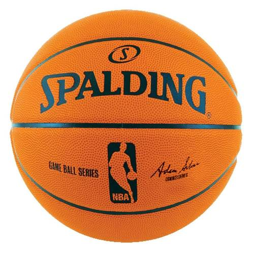 NBA Spalding Game Basketball Replic