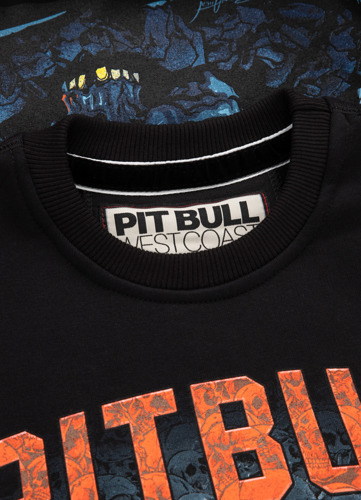 Pit Bull West Coast Crewneck Skulldog 2019 - 119025900