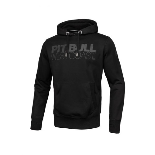 Pit Bull West Coast Hooded Seascape 19 Black Kapuzenpullover - 129406900