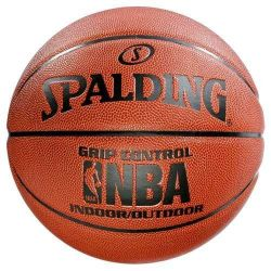 Spalding NBA Grip Control Basketball Indoor/Outdoor - 3001550010717