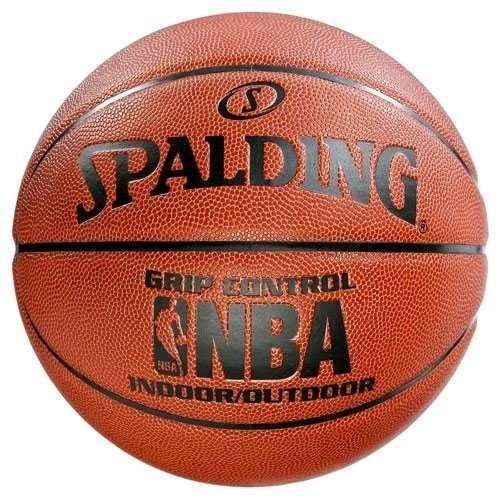 Spalding NBA Logoman Basketballanlage Portable