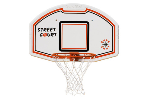 Sure Shot 506 Bronx Basketball Bord met Net + Ring