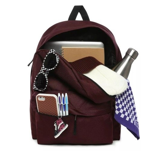 VANS Realm Port Royale Rucksack + Benched Bag + Pencil Pouch